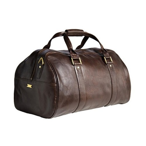 1883afddd8b8 Leather Overnighter Bag