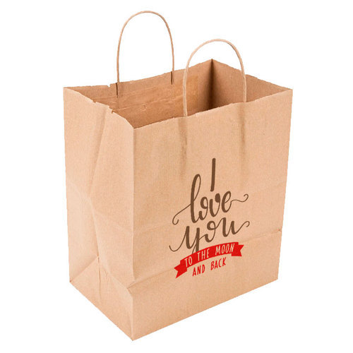 Customised Printed Carry Bags