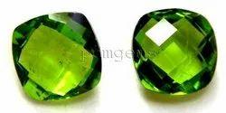 Peridot Gemstone For Earrings