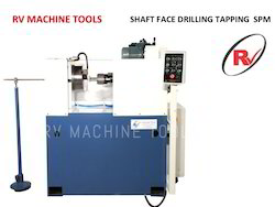 Pump Shaft Face Drilling Tapping SPM