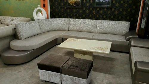 designer corner sofa set, designer sofa, डिजाइनर सोफाStylish Sofa Design #5