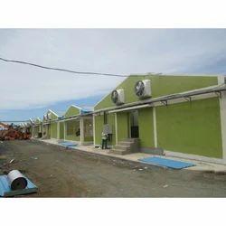 Panel Build Commercial Construction Work