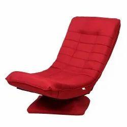 Mild Steel Modern Game Folding Floor Lazy Sofa Chair