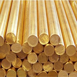Brass High Tensile Round Rod