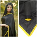 Black Beauty Saree