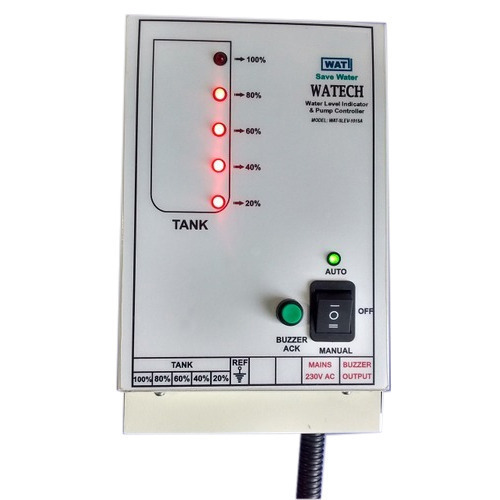 water level indicator with alarm