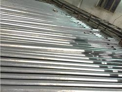 Mild Steel (MS) Octagonal Pole For Road Junction, Industrial Areas