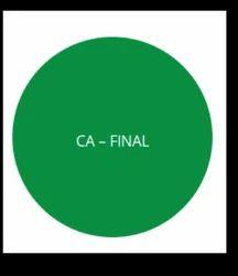 CA Final Course