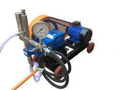 Heavy Duty Hydraulic Testing Pump