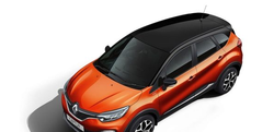 Renault Captur Car