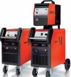 Lorch M-Pro Synergic MIG Welding Machine, Automation Grade: Automatic
