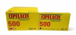 Ciprofloxacin Tablets USP 500 Mg