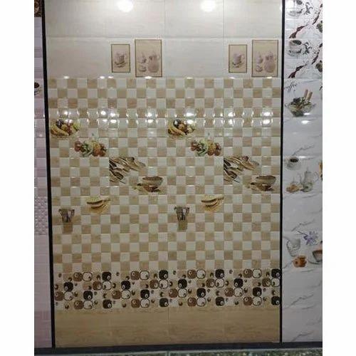 Ceramic 12x24 Bathroom Tiles Rs 210 Piece Gajera Export Id