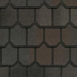 Midnight Blush Designer Shingles