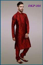 Eid Designer Men Kurta Pyjama