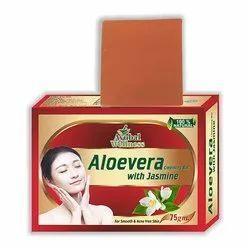 Aloevera Jasmine Soap
