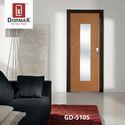 GD-5105 Decorative Designer Wooden Glass Door