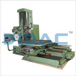 Semi-Automatic Boring Machine
