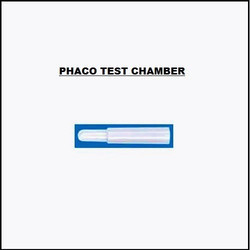 Phaco Test Chamber