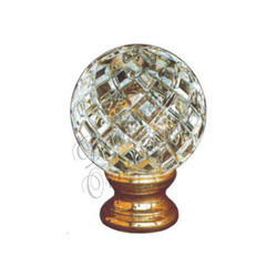 Diamond Crystal Knob