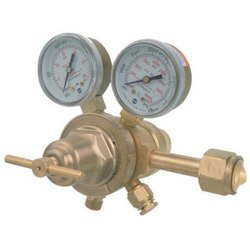 Brass Gas Pressure Regulator