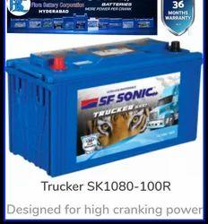 SK1080-100R SF Sonic Truck Battery