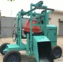 Heavy Duty Mobile Concrete Mixers