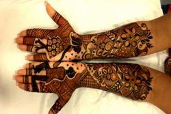 Mehndi Hands Png : Aarti mehendi artist mumbai service provider of arabic mehndi