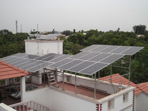 Off Grid Solar Power Plant 1kwp Off Grid Solar System