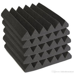 Pyramid Shape Acoustic Foam