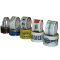 Plastic Multicolor Printed Packaging Tape