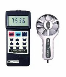 Lutron 3 in 1 Vane Digital Anemometer
