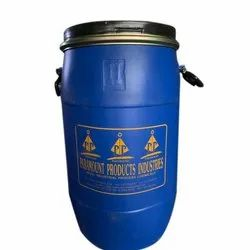 HDPE Sticker Adhesive Gum Drum, For Industrial, Capacity: 50-100 litres