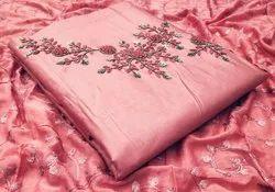 Cotton Suit Dress Material for Women