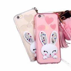 Apple iPhones Decorative Rabbit Case