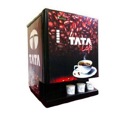 Tata Coffee and Soup Vending Machine