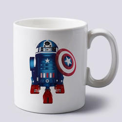 White Coffee Mug Printing