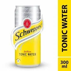 300ml Schweppes Indian Tonic Water, Packaging Type: Can