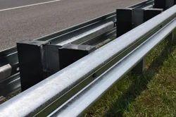 Galvanized Crash Barriers