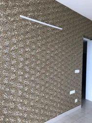 3D & Stones Wallpaper