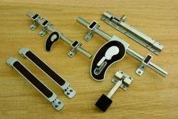 SKV - 09 Decorative White Metal Door Kit