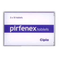 Pirfenidone 200 Mg Tablets