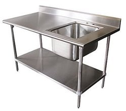 Stainless Steel Kitchen Table - Manufacturers & Suppliers of SS ...