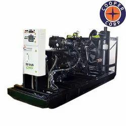 Cooper 50 kVA CNG Gas Generator, 415 V