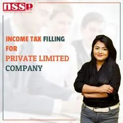 Income Tax Filling for Private Limited Company