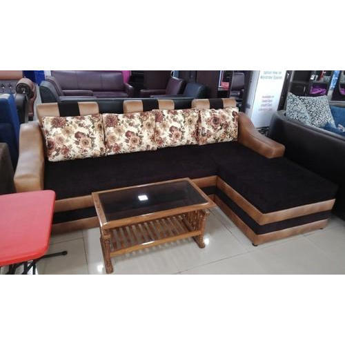 L Shape Sofa Cum Bed With Storage At Rs 35000 Set L Shape Sofa
