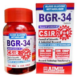 BGR-34 Tablets