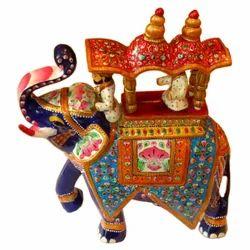 Meena Ambabadi Elephant