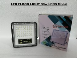 LED Flood Light 30w Lens