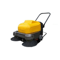 Hindustan Yellow Battery Operated Manual Road Cleaner With Suction System, 26 Kw Approx